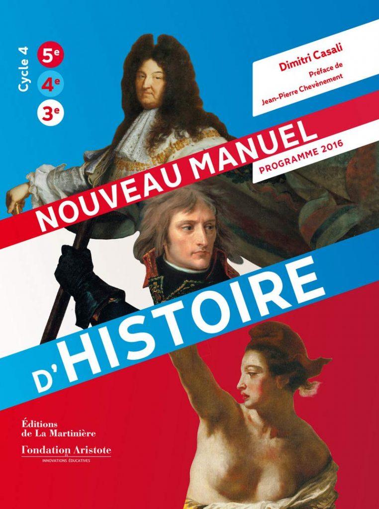 Manuel d'histoire