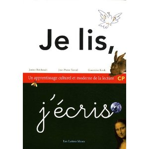 JE LIS, J'ECRIS
