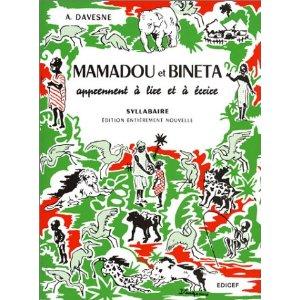MAMADOU et BINETA apprennent à lire et à écrire
