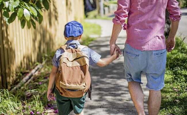 Prenez le temps d'accompagner vos enfants